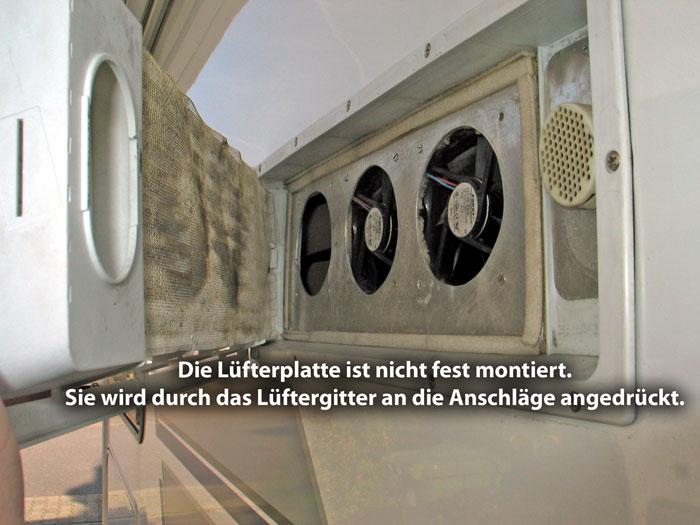 Kühlschrank Ventilator : Welche lüfter ventilatoren für kühlschrank wohnmobil forum seite