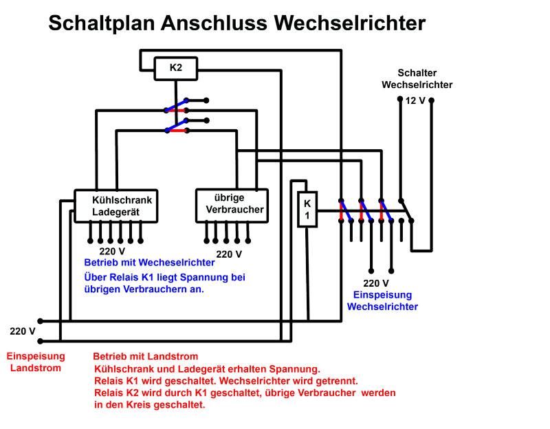 Fantastisch 12 Volt Relais Schaltplan 4 Polig Bilder - Elektrische ...